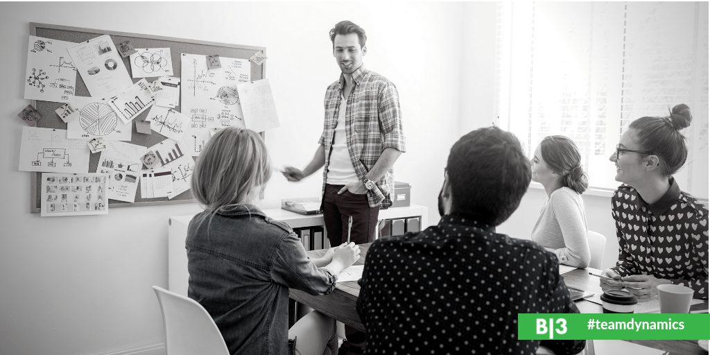 Team Dynamics: 4 ways to connect your team and improve performance