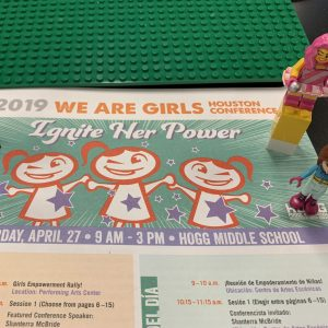 We Are Girls - Middle School Workshop